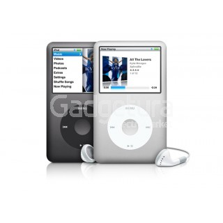 Плеер Apple iPod Classic 160Gb Black MC297