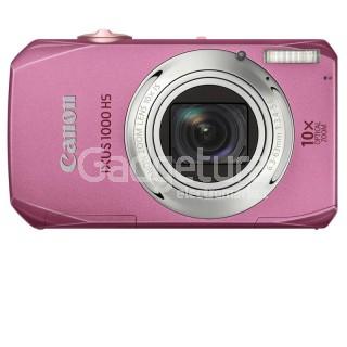 Фотоаппарат Canon IXUS 1000 HS Pink