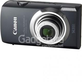 Фотоаппарат Canon IXUS 210 Black