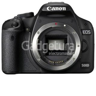 Фотоаппарат Canon EOS 500D Black body