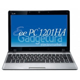 "ASUS Eee PC 1201HA (12.1"" Intel Atom Z520 1.33ГГц, 2Гб, 250Гб, Intel GMA 500, 6 cell, Windows 7 Starter)"