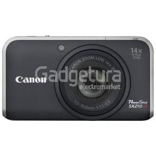 Фотоаппарат Canon PowerShot SX210 IS Black