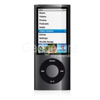 Плеер Apple iPod Nano 16Gb синий MC066