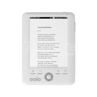 Электронная книга ORSiO b751