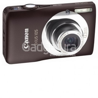 Фотоаппарат Canon IXUS 105 Brown