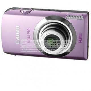 Фотоаппарат Canon IXUS 210 Pink