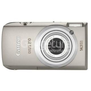 Фотоаппарат Canon IXUS 210 Silver