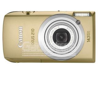 Фотоаппарат Canon IXUS 210 Gold