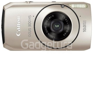 Фотоаппарат Canon IXUS 300 HS Silver