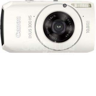 Фотоаппарат Canon IXUS 300 HS White