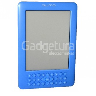 Электронная книга QUMO Colibri Blue