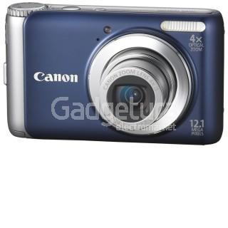 Фотоаппарат Canon PowerShot A3100 Blue