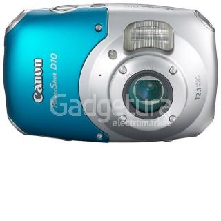 Фотоаппарат Canon PowerShot D10