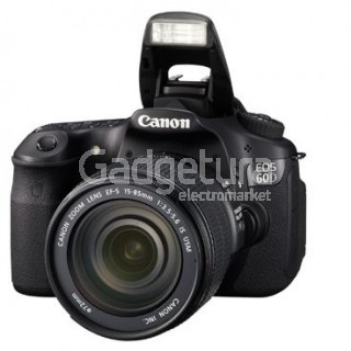 Фотоаппарат Canon EOS 60D KIT (17-85 IS)