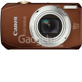 Фотоаппарат Canon IXUS 1000 HS Brown
