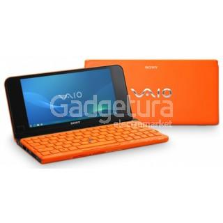 """Sony Vaio P11S1R  8"""" Orange"""