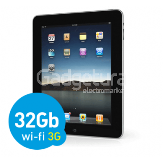 Планшетный компьютер Apple iPad 32 Гб (3G +WI-FI)