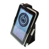 """Чехол подставка """"HTC Flyer Luxe Case"""" Черный Крокодиловая кожа"""