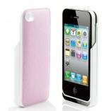 S-Case Overlay Pink накладка-зарядное устройство для Iphone 4/4s