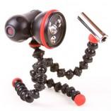 Joby GorillaTorch Flare - Led фонарик на подвижных магнитных ножках