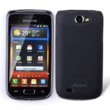 Чехол силиконовый TPU Jekod для Samsung i8150 Galaxy W серый