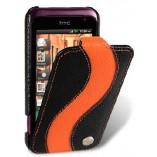 Чехол Melkco Type Special Edition Black/Orange LC
