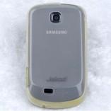 Чехол TPU S5570 Galaxy Mini белый