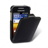 Чехол Melkco Galaxy Y S5360 Black LC