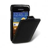 Чехол Melkco Galaxy W i8150 Black LC