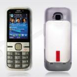 Чехол TPU Nokia C5 белый