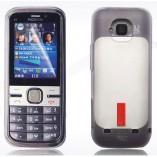 Чехол TPU Nokia C5 серый