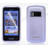 Чехол TPU Nokia C6-01 белый