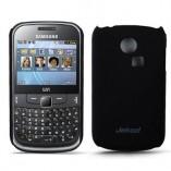 Накладка Jekod Samsung S3350 Chat черная