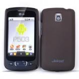 Накладка Jekod LG Optimus One P500 коричневая
