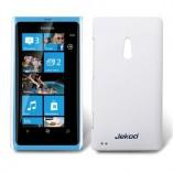 Накладка Jekod Nokia Lumia 800 белая