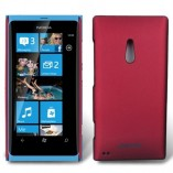 Накладка Jekod Nokia Lumia 800 красная