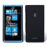 Накладка Jekod Nokia Lumia 800 черная