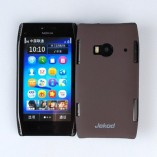 Накладка Jekod Nokia X7 коричневая