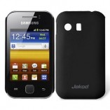 Накладка Jekod Samsung S5360 Galaxy Y черная