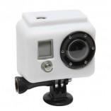 Большой силиконовый чехол GoPro (белый) Xsories