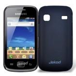 Накладка Jekod Samsung S5660 Galaxy Gio черная