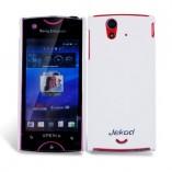 Накладка Jekod Sony Ericsson Xperia Ray ST18i белая