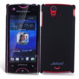Накладка Jekod Sony Ericsson Xperia Ray ST18i черная