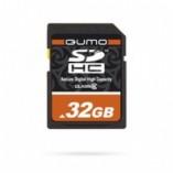 Карта памяти QUMO SDHC 32GB