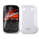 Чехол силиконовый TRU Jekod для BlackBerry Bold 9900/9930 белый
