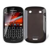 Чехол силиконовый TRU Jekod для BlackBerry Bold 9900/9930 серый