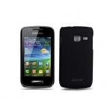 Накладка Jekod пластиковая для Samsung S5380 Wave Y черная