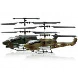 вертолетный бой,2 вертолета,2 пульта