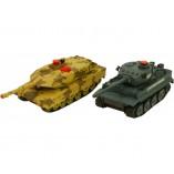 2 танка радио управления