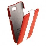 melkco для htc one x limited edition red white чехол